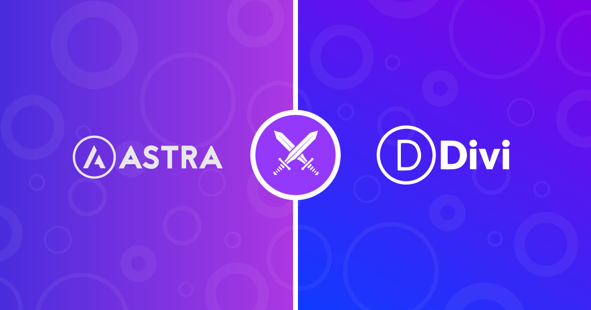 Astra vs Divi Theme Speed Test on WooCommerce featured image