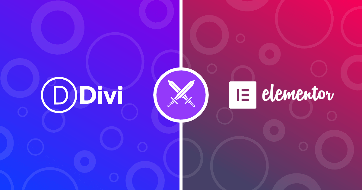 Divi vs Elementor Speed Test on WooCommerce featured image