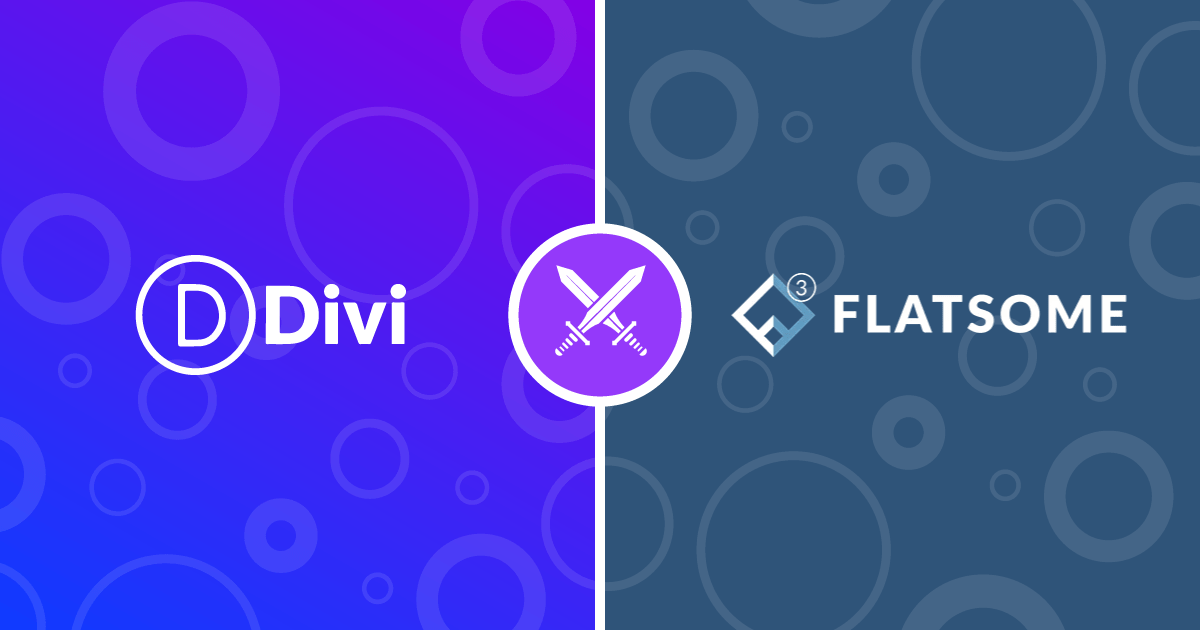 Divi Theme vs Flatsome Speed Test on WooCommerce featured image