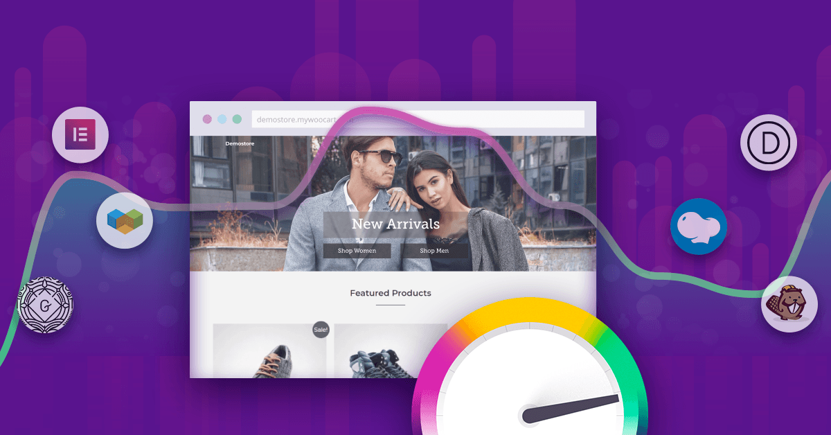 The fastest WooCommerce page builder (speed test) featured image