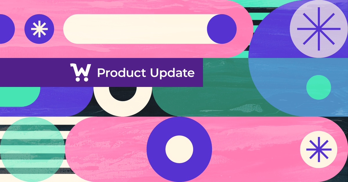 Product Update #21 featured image