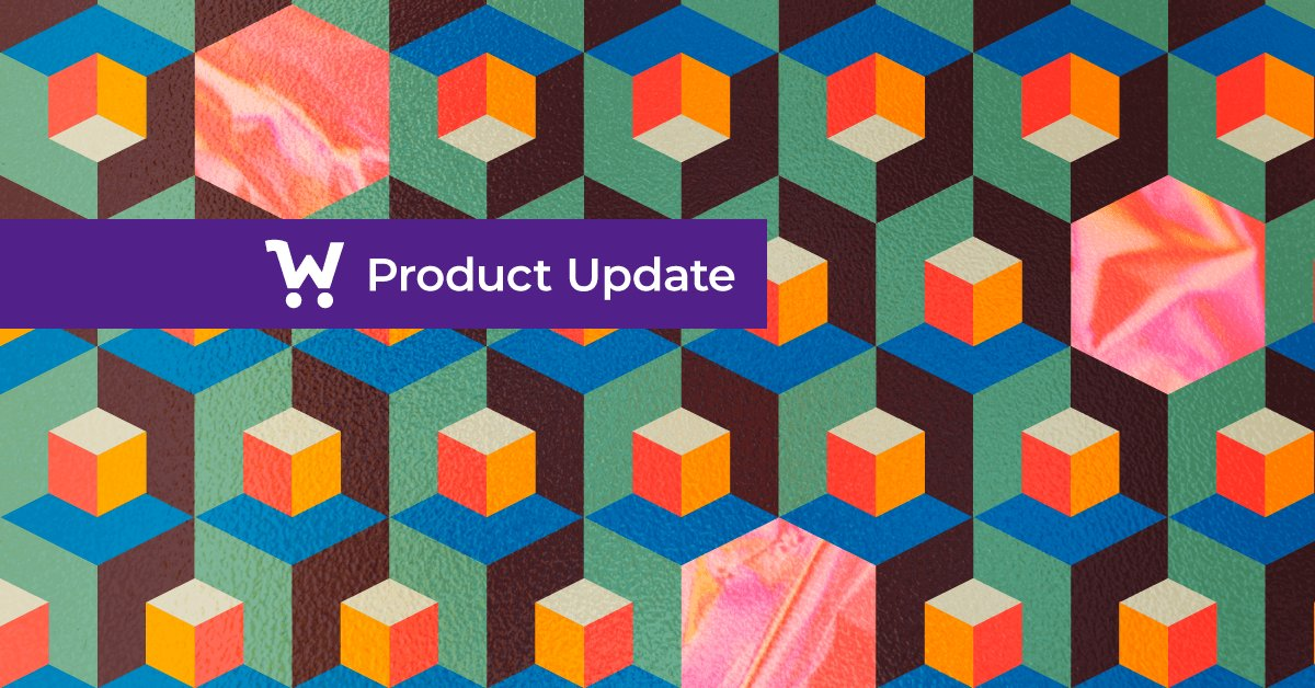 Product Update #22 featured image