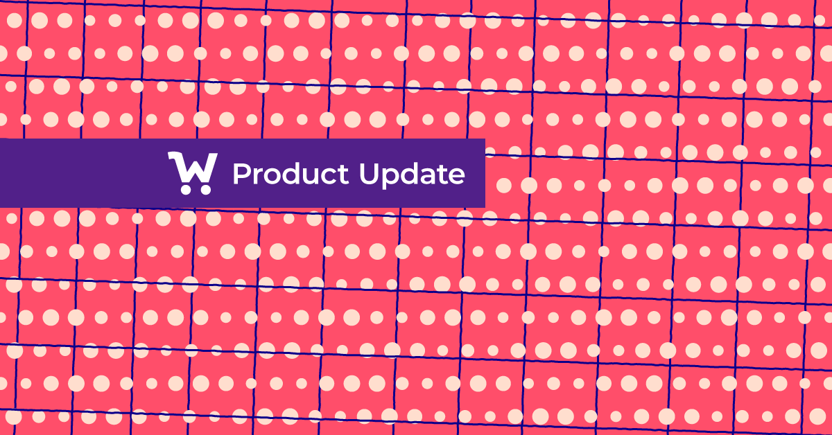 Product Update #26 featured image